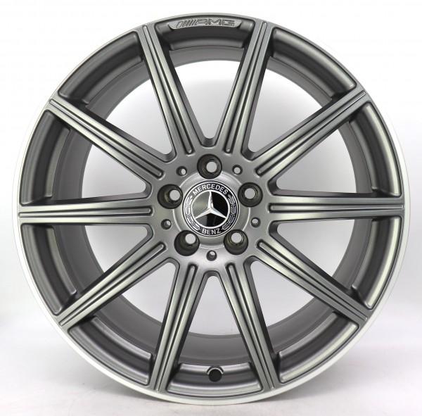 19Zoll Original Mercedes CLS C218 X218 AMG Alufelge A2184010100 10x19 ET47 HA 9