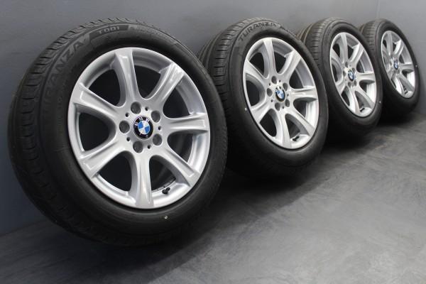 17 Zoll Original BMW 394 3er GT F34 Sommerräder 225/55 R17 Bridgestone 6856893
