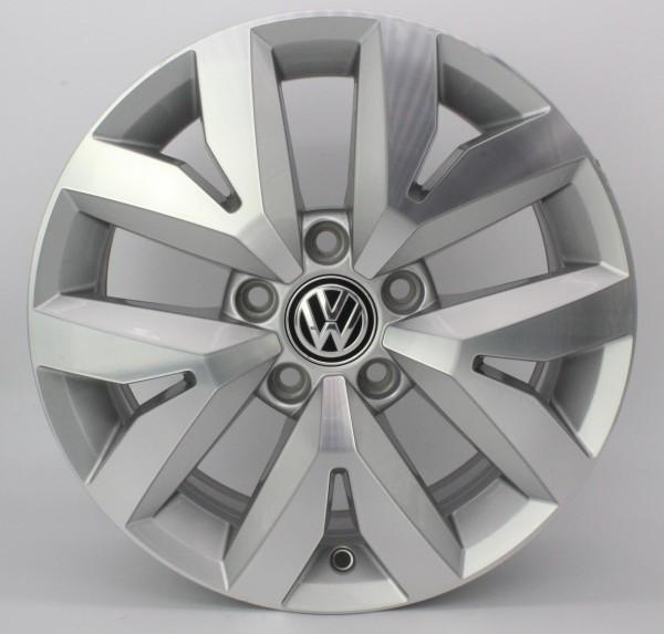 1x 16Zoll Original VW Touran 5T Brighton Alu-Felge 5TA601025M