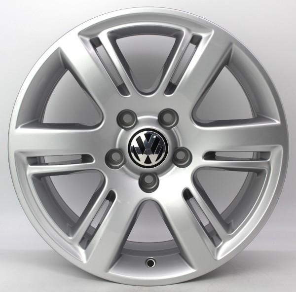 TOP 1x 17Zoll Original VW Amarok 2H Aldo Alufelge 2H0601025J