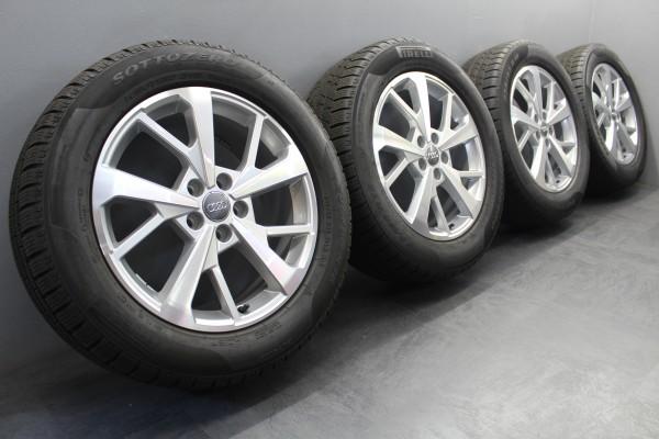 >TOP< 4x 18Zoll Original Audi Q3 F3 Winterräder 83A601025J