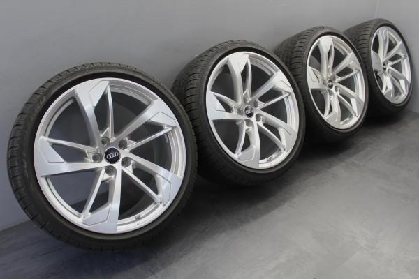TOP 4x 20Zoll Original Audi RS5 F5 RS4 B9 8W Winterräder Audi Sport 8W0601025CL