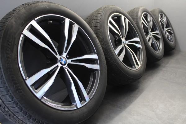 21Zoll Original BMW X7 G07 754M Allwetterräder Ganzjahresreifen 8074220 M754