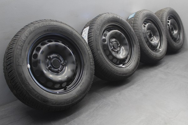 >NEU< 4x 16Zoll Original VW Beetle 5C Winterräder Winterreifen 561601027
