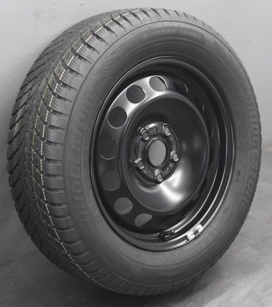 >NEU< 1x 17Zoll Original VW T-Roc Winterrad Winterreifen 5Q0601027AM / BM