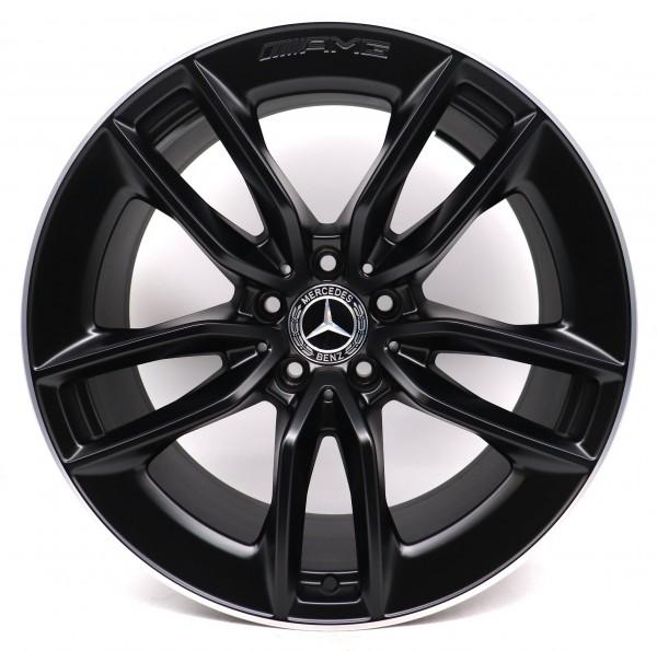 19Zoll Original Mercedes AMG GT X290 Alufelge A2904010300 11x19 ET17 HA 5