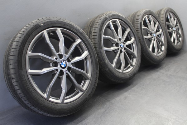 18Zoll Original BMW X1 F48 X2 F39 Sommerräder M711 6877550