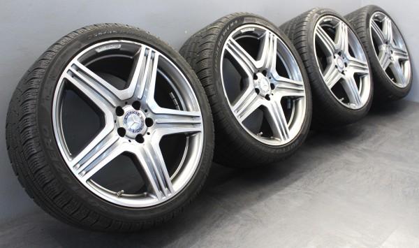 19Zoll Original Mercedes CLS63 AMG C218 X218 Winterräder A2184011802 A2184011902