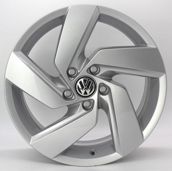 1x 17Zoll Original VW Golf 8 VIII 5H Alu-Felge Alufelge 5H0601025E