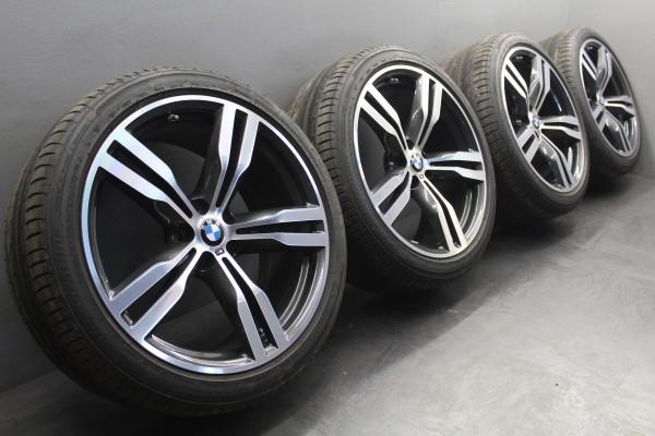 20Zoll Original BMW 6er G32 7er G11 G12 648M Sommerräder 7850581 7850582
