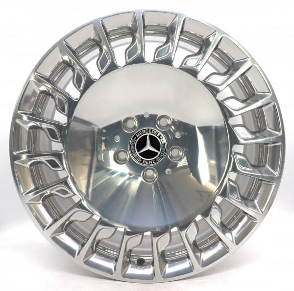 19Zoll Original Mercedes Maybach S-Klasse X222 W222 Alufelge A2224013700 HA 4