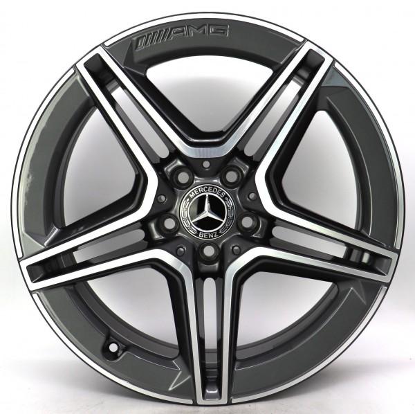 19Zoll Original Mercedes GLA H247 GLB X247 AMG Alufelge A2474011500 7.5x19 VA/HA