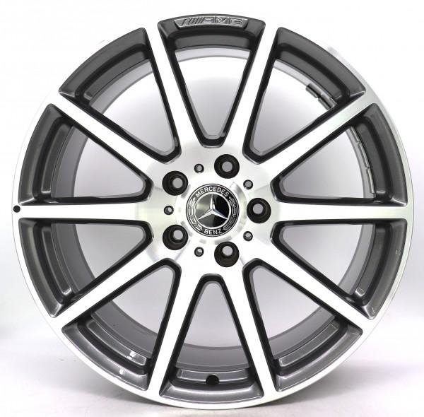20Zoll Original Mercedes G63 AMG W463 Alufelge A4634011800 9.5x20 ET35 1