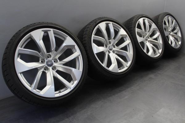 4x 20Zoll Original Audi RS5 F5 RS4 B9 8W Winterräder Audi Sport 8W0601025CT