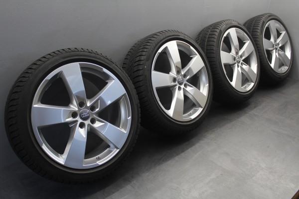 >TOP<4x 20Zoll Original Audi A6 S6 4K C8 Winterräder Reifen 4K0601025K DOT19
