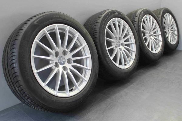 Original Audi sLine A5 F5 17Zoll Michelin Sommerräder 8W0601025AE