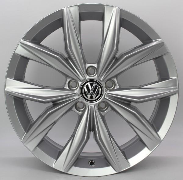 TOP 1x 18Zoll Original VW Tiguan II 2 5NA Kingston Alufelge 5NA601025B