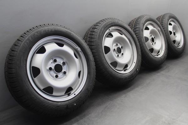 >NEU< 4x 17Zoll Original VW T6 7E T5 7H Winterräder 7J5601027 215/60R17C DOT18