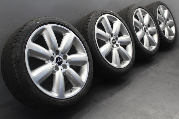 18Zoll Original Mini Clubman F54 Sommerräder Star Spoke 521 6856050