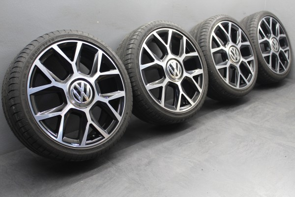 TOP 4x 17Zoll Original VW Up GTI Brands Hatch Sommerräder 1S0601025BN