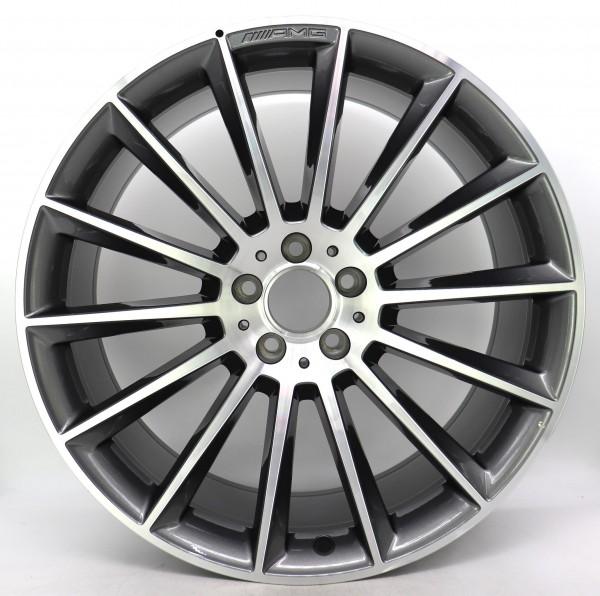 NEU 21Zoll Original Mercedes GLE V167 C167 AMG Alufelge A1674013500 11x21 ET49 HA