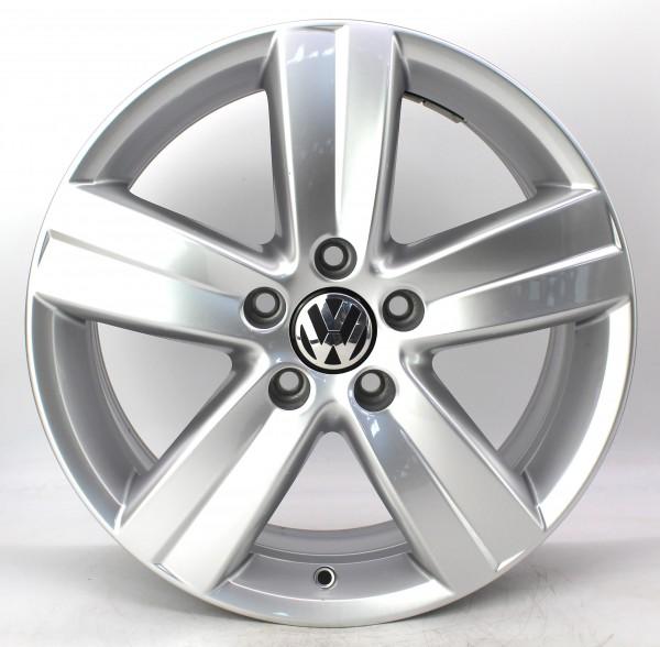 1x 17Zoll Original VW Touran 1T Oakland Alufelge 1T0601025T 7x17 ET47