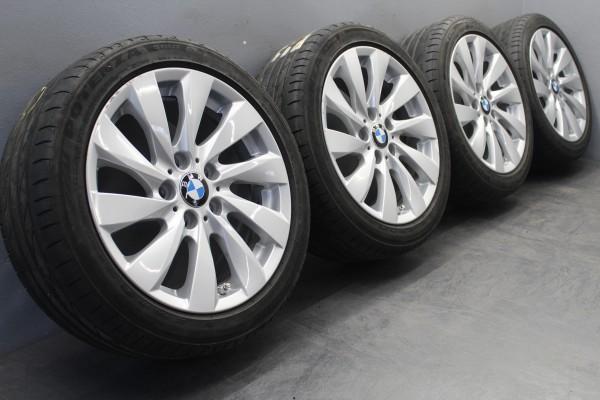 17 Zoll Original BMW 381 1er F20 F21 2er F22 F23 Sommerräder 6796206