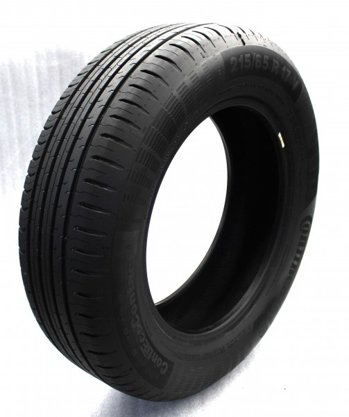 TOP Sommerreifen Continental Conti Eco Contact 5 215/65R17 99V DOT19 6,4mm