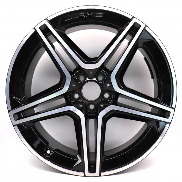 21Zoll Original Mercedes GLS X167 AMG Alufelge A1674017300 10x21 ET44 VA 1