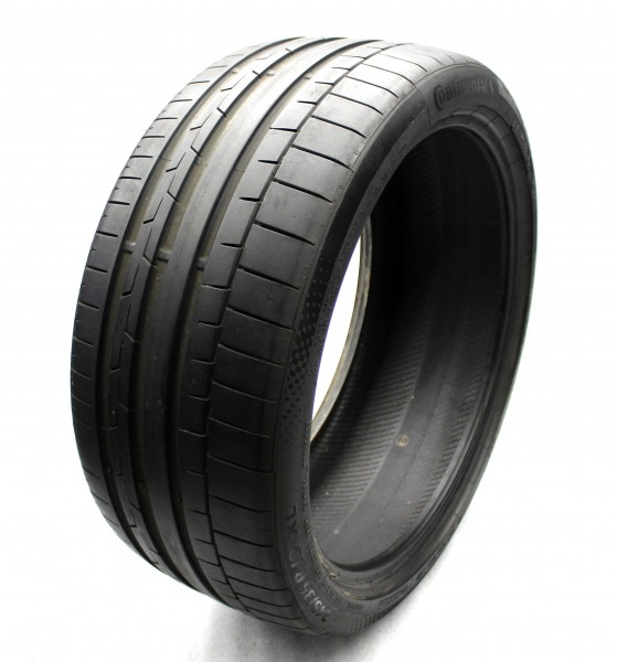 1x Sommerreifen Continental Conti Sport Contact 6 245/35R19 93Y XL RO2 DOT17 6mm