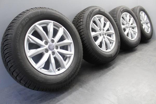 17Zoll Original Audi sLine Q5 FY Winterräder 235/65R17 80A601025J