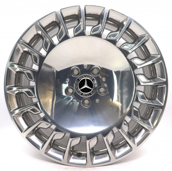 19Zoll Original Mercedes Maybach S-Klasse X222 W222 Alufelge A2224013700 HA A
