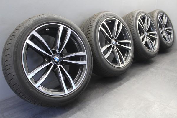 >TOP< 19Zoll Original BMW 6er G32 7er G11 G12 M647 Sommerräder