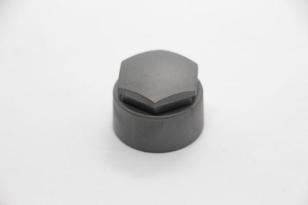 1x Original Audi Radschrauben Abdeckung Caps Kappe für Felgenschloss 4F0601173A
