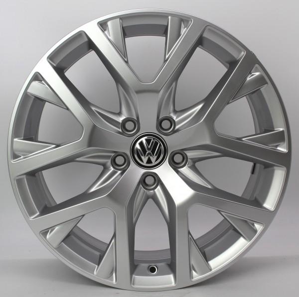 TOP 1x 18Zoll Original VW Golf 7 VII Alltrack Canyon Alufelge 5G0601025DK