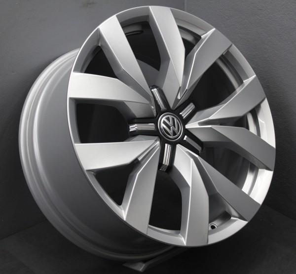 >NEU< 1x 20Zoll Original VW Touareg Montero Alu-Felge 760601025C 9x20 ET33 5x112