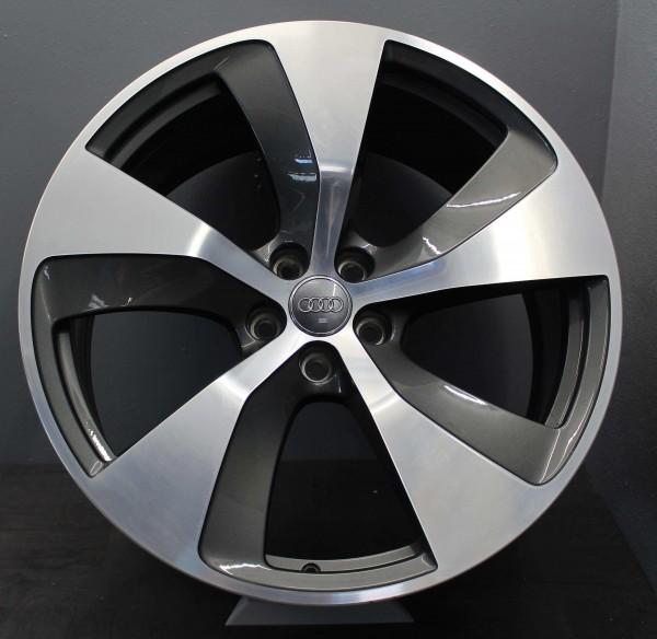 21Zoll Original Audi Q7 SQ7 4M Alu-Felge Einzelfelge 4M0601025E 9,5x21 ET31 TOP
