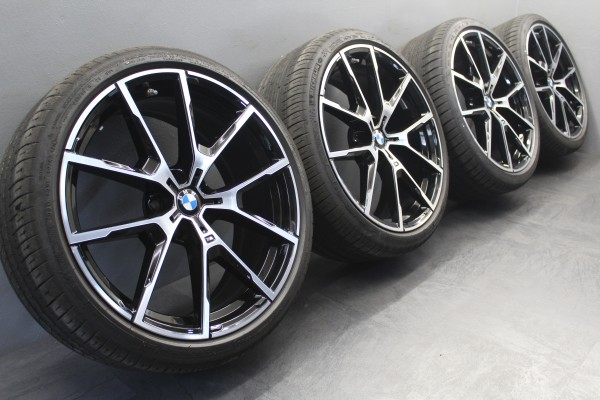 20Zoll Original BMW 8er G14 G15 5er G30 G31 728M Sommerräder 8072023
