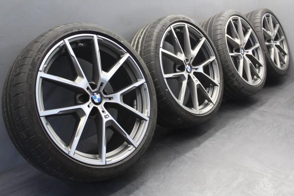 20Zoll Original BMW 8er G14 G15 5er G30 G31 728M Sommerräder 8095801 M728