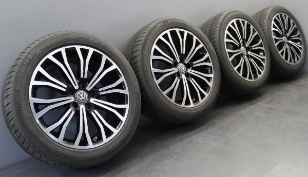18Zoll Original VW Phideon Arteon Passat Sommerräder 245/45R18 3ED601025B