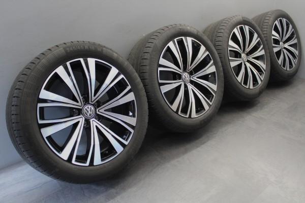 TOP 4x 18Zoll Original VW Arteon Muscat black Sommerräder 3G8601025F