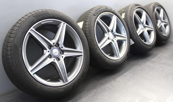 TOP 18Zoll Original Mercedes E-Klasse W213 S213 C238 AMG Sommerräder A2134011800 A2134011900
