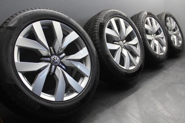 >NEU< 20Zoll Original VW Touareg Montero Winterräder Reifen Pirelli 760601025C