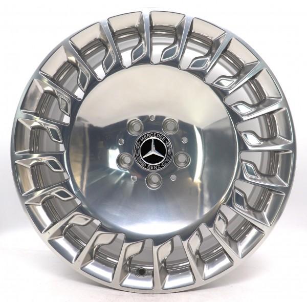 19Zoll Original Mercedes Maybach S-Klasse X222 W222 Alufelge A2224013700 HA 9