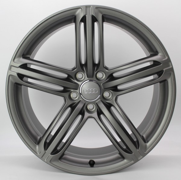 >NEU< 1x Original Audi A5 S5 8T Alu-Felge Segment Talladega 8T0601025DD