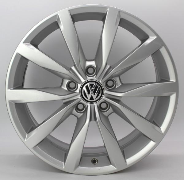 >TOP< 1x 17Zoll Original VW Golf 7 VII Dijon Alu-Felge 5G0601025B