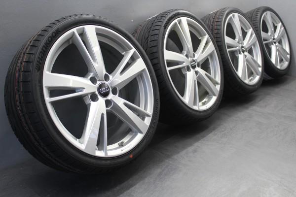4x Original Audi A3 S3 RS3 8V 19Zoll Sommerräder 235/35R19 8V0601025GD GE GF