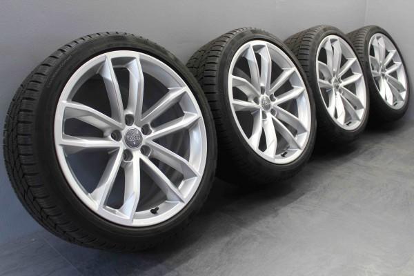 Original Audi A5 S5 F5 19Zoll Winterkompletträder 8W0601025DG DOT18 6,5-7mm