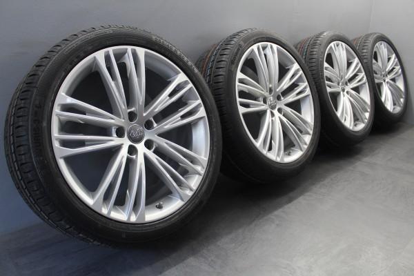 4x Original Audi A7 S7 4K C8 8,5x20Zoll ET30 Sommerräder Barum 4K8601025F *NEU*