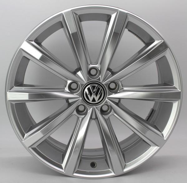 >TOP< 1x 17Zoll Original VW Passat 3G B8 London Alu-Felge 3G0601025D